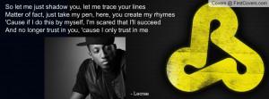 Lecrae Quotes