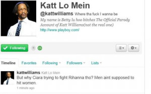 Rihanna vs Ciara. Vol/Twitter Beef