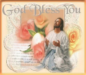 God Bless You Comment Codes for Friendster & Tagged