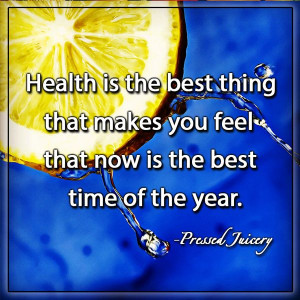 now is the best time of the year – Pressed Juicery quote | #quote ...