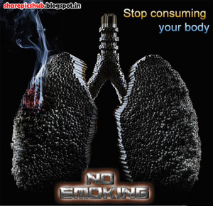 ... Body Stop Smoking Slogans Poster | No Tobacco Day Quotes Wallpapers