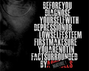 William Gibson Famous Quote... / A3 Poster / 11.7
