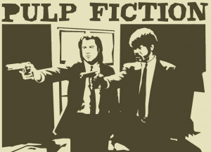 "Pulp Fiction"" remains one of the most beloved American films to the ..."