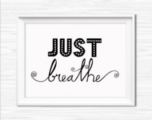 ... Yoga Poster Home Decor Motivational Wall Decor Printable Office Quotes