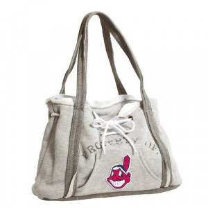MLB Cleveland Indians Hoodie Purse - Price: $18.00