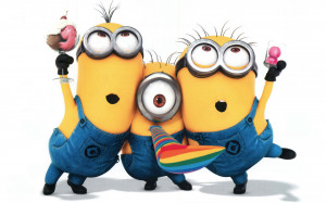 ... Me 2 Minions Pictures, Movie Wallpapers & Facebook Cover Photos