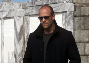 Jason Statham looked fantastic as an assassin in