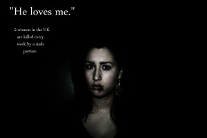 He loves me Domestic Violence Quotes For Women