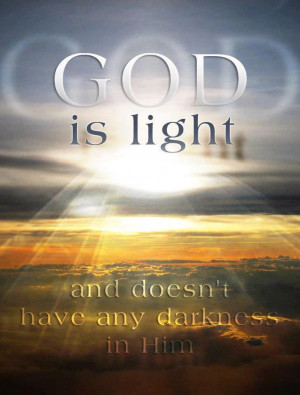 Light, Fellowship, and Unity