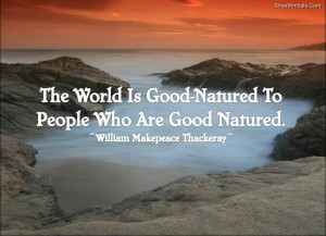 Man And Nature Quotes The happiest man