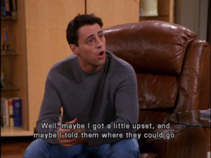 Joey Quotes From Friends