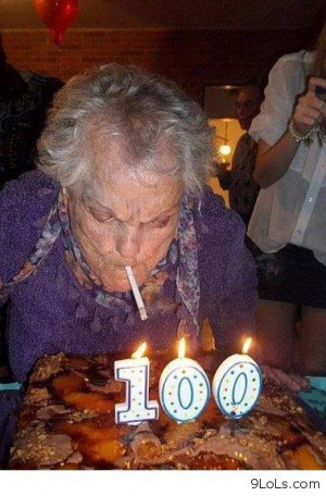 Happy birthday 100 years old - Funny Pictures, Funny Quotes, Funny ...