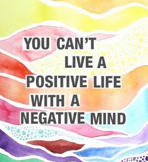 master mindset positive attitude positive not negative positive ...