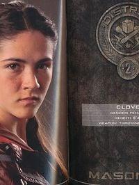 Kill her, Cato!