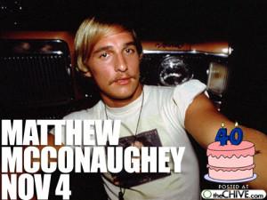 Matthew McConaughey Funny