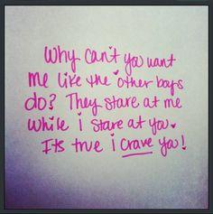Crave You - Flight Facilities. #quote #lyrics #craveyou #song More