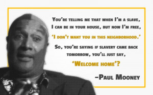 What's freedom when you're more welcome when in shackles instead ...