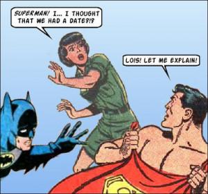 Batman Can Be Funny Too