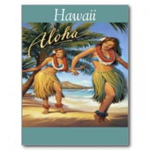 Hawaiian Quotes and Sayings Postcard