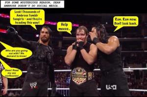 Shields Comics, Romans Reign, Wwe Stuff, Dean Ambrose, Dean O'Gorman ...