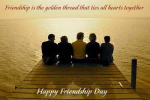 Happy Friendship day 2014
