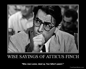 ... finch glasses matt milburn plays lawyer atticus finch in to kill a