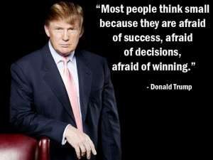 of decisions afraid of winning donald trump more donald trump at http ...