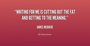 James mcbride best essay
