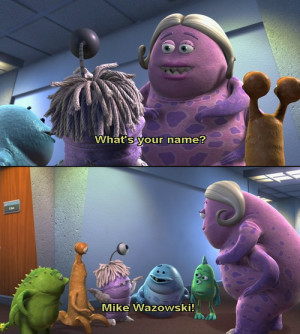 ... monsters inc quotes tumblr via thedisneyprincess monsters inc quotes