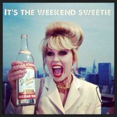 Ab Fab #quote #patsystone More