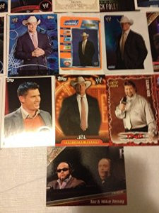 Amazon.com : WWE JBL John Bradshaw Layfield Lot of 15 Wrestling ...
