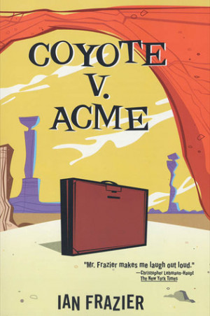 "Start by marking ""Coyote v. Acme"" as Want to Read:"