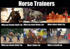 Too Funny! :P horse quote i cant stop laughing, sadly... its very true ...