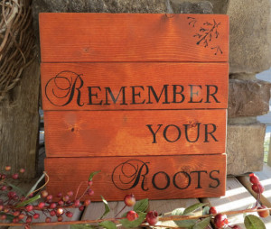 Wood Plank Handpainted Quote Sign - Rustic, Cottage, Prairie ...