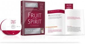 Fruit of the Spirit Action Plan set