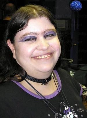 Bad Eyebrows Funny Makeup