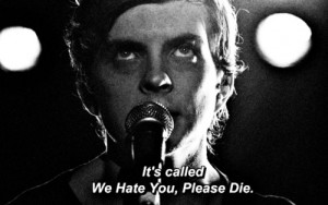 ... the boys, die, hate, quote, scott pilgrim, sweet!love this one, text