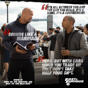 fast furious 6 quotes