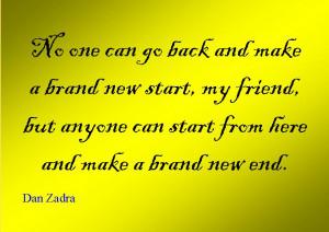 Quote of the Day : Dan Zadra