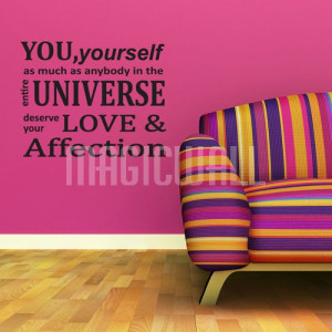 Home » Love Affection - Wall Quotes - Wall Decals Stickers