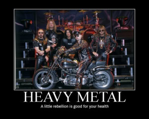 AM A METALHEAD. THIS WILL NEVER CHANGE