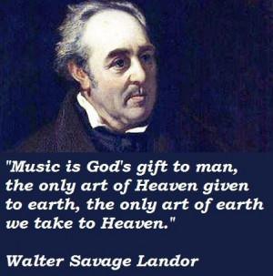 Walter savage landor quotes 1