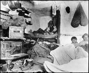 how the other half lives jacob riis slum