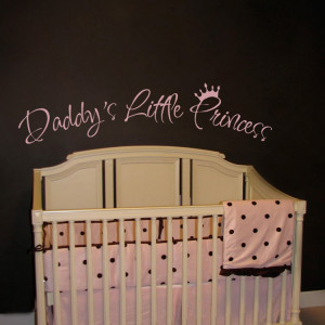 Home » Quotes » Daddy's Little Princess - Quotes - Wall Decals