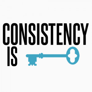Famous Consistency Quotes with Images - Consistent - Photos - Pictures ...