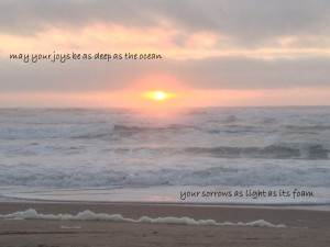 Beach Quotes Pictures Beach sunset wallpaper