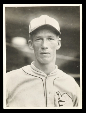 1925 Lefty Grove News Service Photo by Charles Conlon