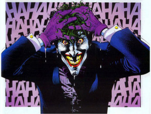 The Joker - The Killing Joke