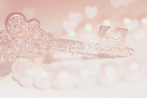 Pink Lipstick Via Tumblr Heart