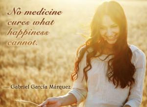gabriel garcía márquez quote on happiness